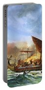 Battle Of Salamis Portable Battery Charger