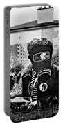 Battle Of The Bogside Mural II Portable Battery Charger