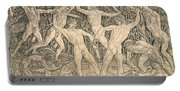 Battle Of The Nudes Portable Battery Charger