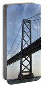 Bay Bridge San Francisco Portable Battery Charger