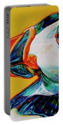 Bay Bulls Puffin Portable Battery Charger