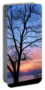 Bay Sunset Portable Battery Charger