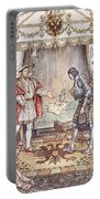 Bayard Presented To Henry Viii Portable Battery Charger