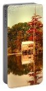 Bayou Scenery Portable Battery Charger