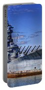 Bb-60 Uss Alabama Portable Battery Charger