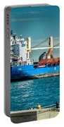 Bbc Elbe On St Clair River Portable Battery Charger