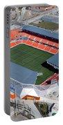 Bbva Compass Stadium In Houston Portable Battery Charger