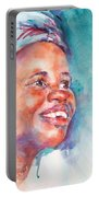 Be Happy Portable Battery Charger