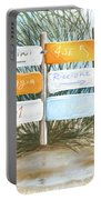 Beach 151 Portable Battery Charger