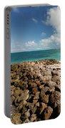 Beach At Atlantis Resort Portable Battery Charger