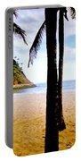 Beach At Ipanema - 2 Portable Battery Charger