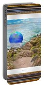 Beach Ball Dreamland Portable Battery Charger