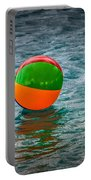 Beach Ball Float Portable Battery Charger