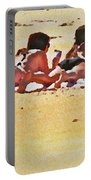 Beach Beauties Portable Battery Charger