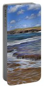 Beach Colors Portable Battery Charger