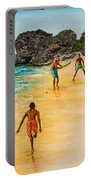Beach Cricket Portable Battery Charger