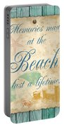 Beach Notes-a Portable Battery Charger