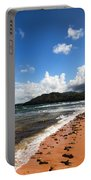 Beach Of Color Portable Battery Charger