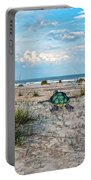 Beach Pals Portable Battery Charger by Betsy Knapp