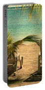 Beach Paradize Portable Battery Charger