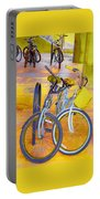 Beach Parking For Bikes Portable Battery Charger