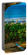 Beach Shower Portable Battery Charger