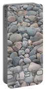Beach Stones Portable Battery Charger