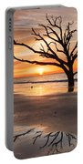 Awakening - Beach Sunrise Portable Battery Charger