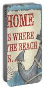 Beach Time 2 Portable Battery Charger
