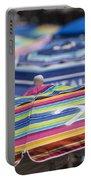 Beach Umbrella Rainbow 2 Portable Battery Charger