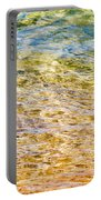 Beach Water Abstract Portable Battery Charger