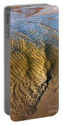 Beach Wave Pattern. Portable Battery Charger