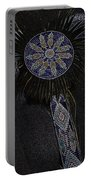 Beaded Staff 4 Portable Battery Charger