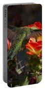 Beak Deep In Nectar  Portable Battery Charger