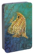 Beaked Butterflyfish Portable Battery Charger