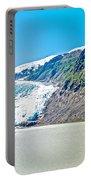 Bear Glacier Near Stewart-british Columbia  Portable Battery Charger
