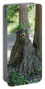 Bear In A Tree Portable Battery Charger