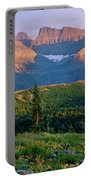Bear Valley Glacier National Park Portable Battery Charger