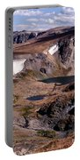 Beartooth Highway Cirques Portable Battery Charger