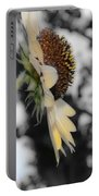 Beatiful Flower Portable Battery Charger