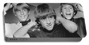 Beatle Haircuts Get Reprieve Portable Battery Charger