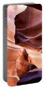 Beautiful Antelope Canyon Colors Portable Battery Charger