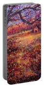 Beautiful Autumn Portable Battery Charger