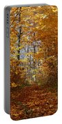 Beautiful Autumn Sanctuary Portable Battery Charger