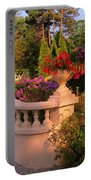Beautiful Balustrade Fence In Halifax Public Gardens Portable Battery Charger