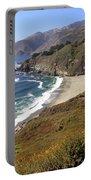Beautiful Big Sur Coastline Portable Battery Charger