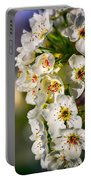 Beautiful Blossoms Portable Battery Charger