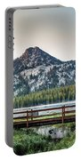 Beautiful Bridge View Portable Battery Charger by Robert Bales