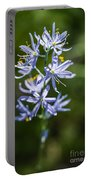 Beautiful Camas Lily In Idaho Portable Battery Charger