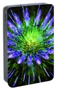 Beautiful Colorful Holiday Fireworks 1 Portable Battery Charger